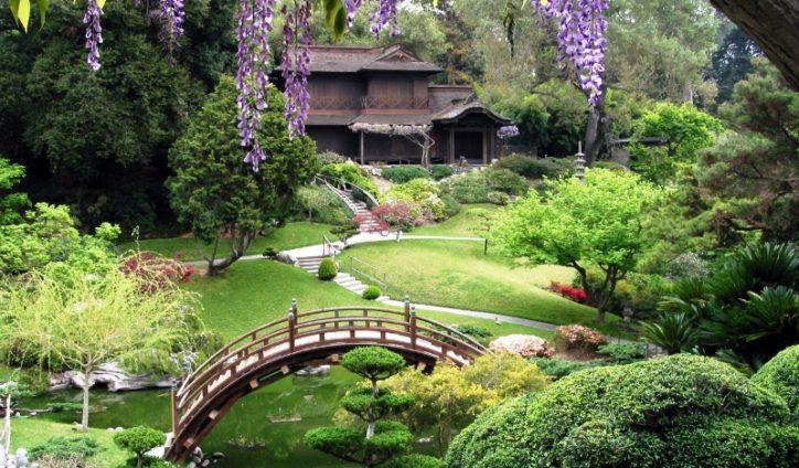 Основные черты японского сада